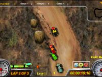 Geschwindigkeits Truck